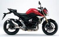 Suzuki GSR750, primeras fotos oficiales y especificaciones