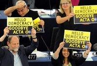 Senadores electos consideran que ACTA viola las garantías individuales