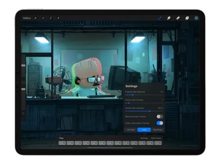 Ya está disponible Procreate 5 para iPad: estas son sus nuevas características