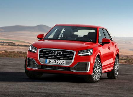 Habrá algo todavía más pequeño que el Q2. El Audi Q1 ya está en el horno
