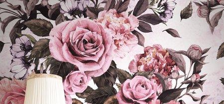 El maximalismo está de moda. Y combinado con los motivos florales, es sencillamente espectacular