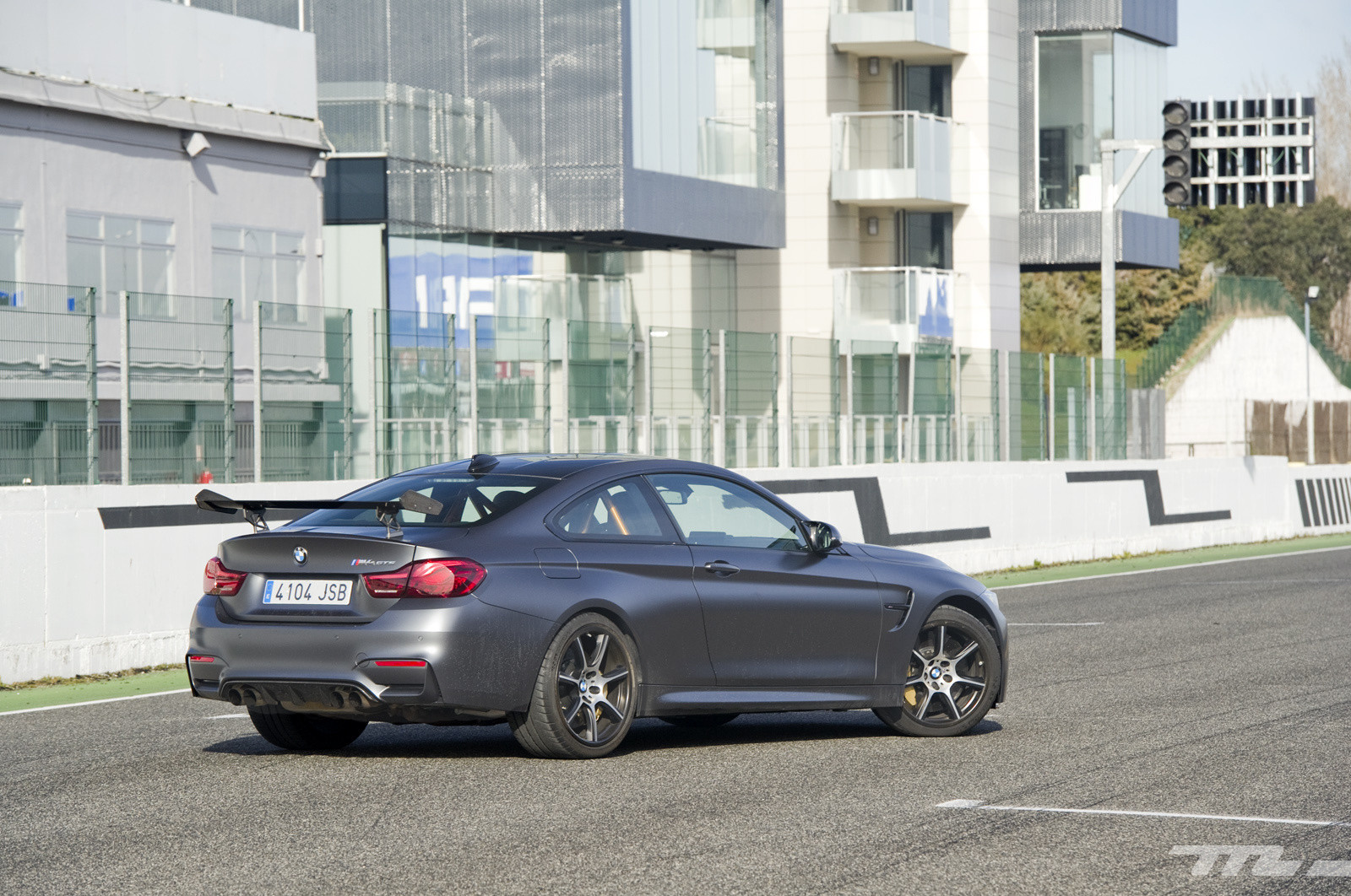 Foto de BMW M4 GTS (Prueba) (25/38)