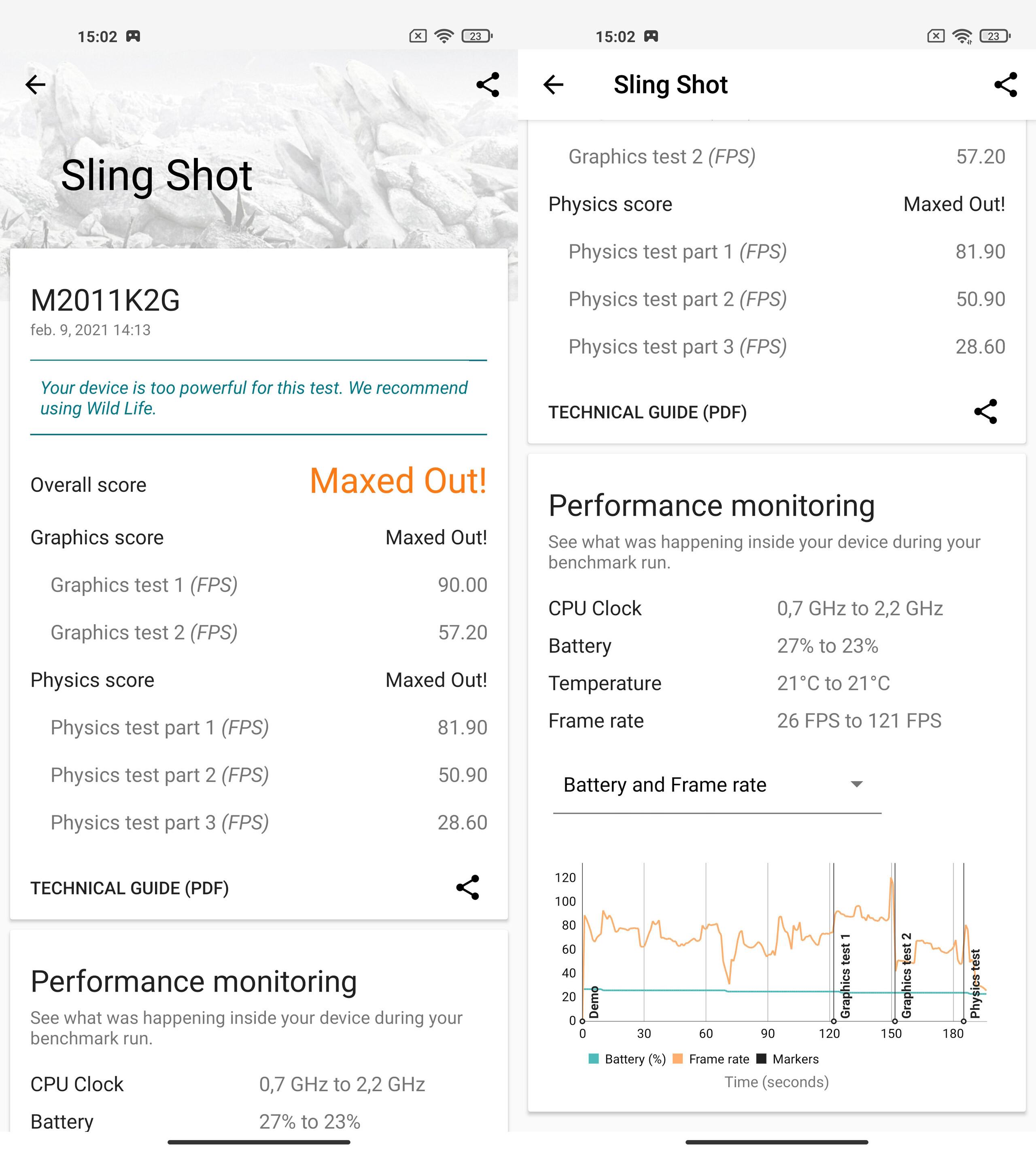 Foto de Xiaomi Mi 11, benchmarks (1/4)