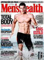 ¡Ay Omá! Alex González en Men's Health...