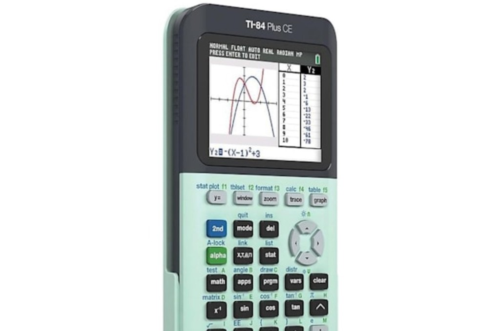 Las calculadoras programables de Texas Instruments ya no aire tan programables para eludir a los tramposos