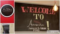 Restaurante Amasia, cocina asiática y americana unidas para disfrutar