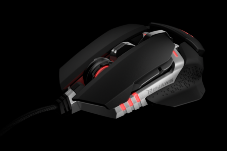 G Skill Ripjaws Mx780 Mouse Front View