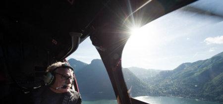 El Lago de Como visto por el fotógrafo y ecologista Yann Arthus-Bertrand