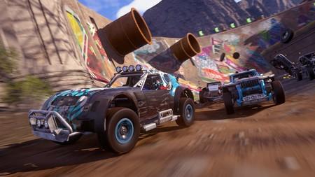 Choques, coches por los aires y frenéticas carreras en el nuevo tráiler de OnRush