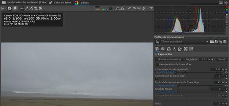 Primeros pasos con RAWTherapee, un editor de fotografía gratuito (IV)
