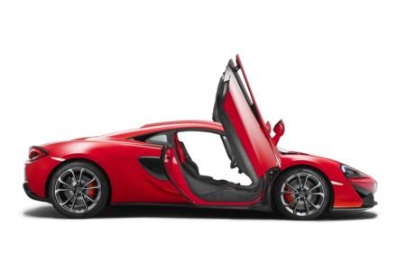 Mclaren 540c Coupe 6