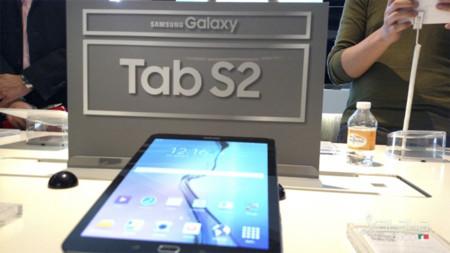 Samsung Galaxy Tab S2, primeras impresiones