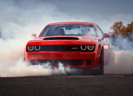 Dodge Challenger Srt Demon 2018 1024 17