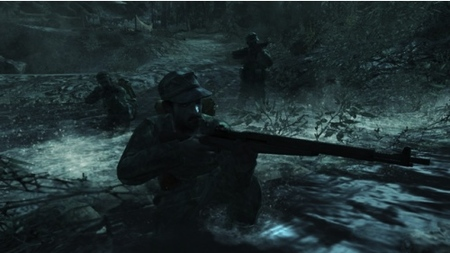 'Call of Duty: World at War': beta para XBox 360 abierta