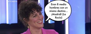 'TCMS 8': La sorprendente confesión de Rocío Madrid sobre sus rolletes entre bambalinas con los concursantes de 'OT 1'