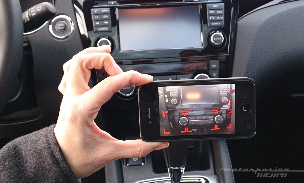 Foto de App Nissan Manual de instrucciones (1/5)