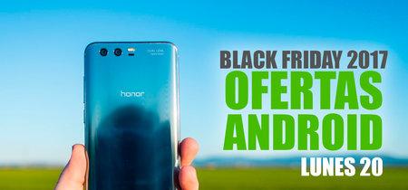 Black Friday 2017: ofertas del día 20 en móviles y accesorios Android