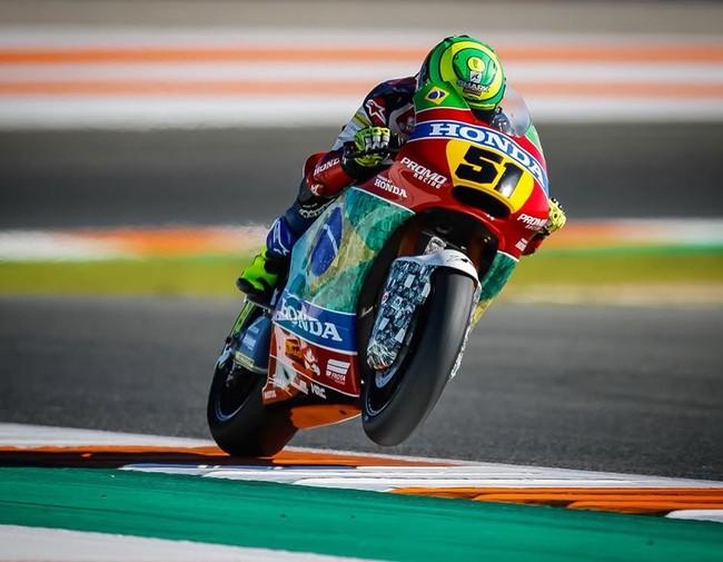 Eric Granado gana en Valencia y se corona campeón de Europa de Moto2 2017