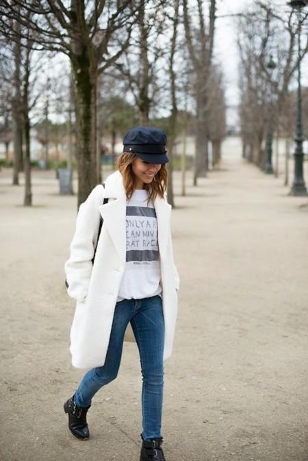 the petit coat look miércoles