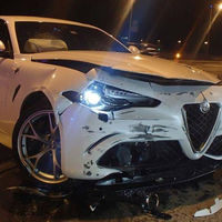 Dolorpasión: Alcohol, malas decisiones y un Alfa Romeo Giulia QV