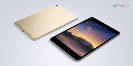 Xiaomi MiPad 2, cuerpo metálico para atraer las miradas sobre esta nueva tableta económica