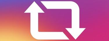 Cómo repostear una imagen o vídeo en Instagram incluyendo el nombre del autor original