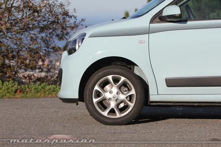 Renault Twingo Prueba 3