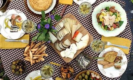 Monta un picnic veraniego con Petra Mora