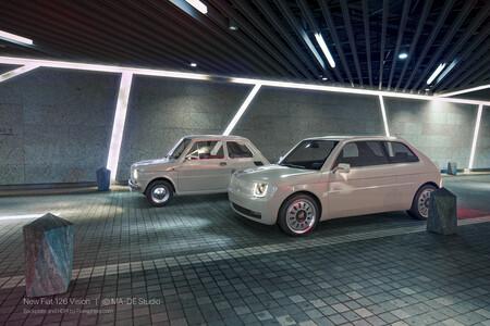 Fiat 126 Vision 2