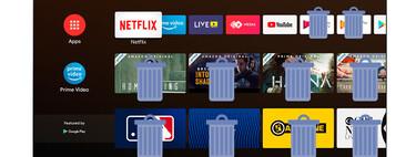 Cómo quitar apps preinstaladas de una tele con <strong>Android℗</strong> TV»>    </a>   </div> <div class=