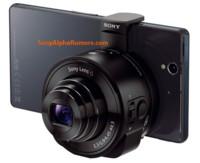 Se filtran las primeras imágenes de los objetivos ajustables de Sony para Android y iPhone
