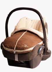 Wallaboo: sacos para el bebé súper abrigaditos