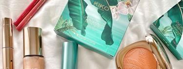 Descubrimos verdaderos flechazos beauty en la colección de maquillaje más veraniega de Kiko que ya hemos probado
