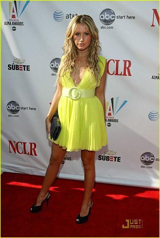 ashley tisdale alma
