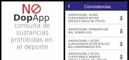 NoDopApp: la aplicación que te pone en guardia frente al dopaje involuntario