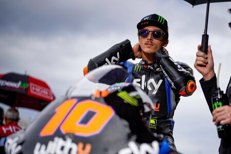 Valentino Rossi confirma negociaciones para comprar el Esponsorama en 2022 y para que Luca Marini suba a MotoGP