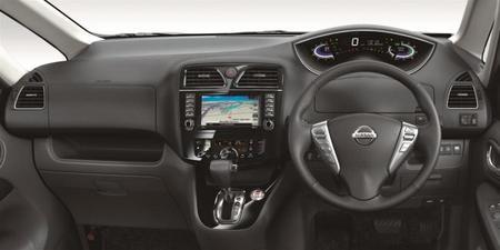 Nissan Serena S-hybrid interior