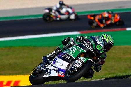 Remy Gardner logra la pole de Moto2 y Enea Bastianini se sigue mostrando férreo ante los ataques