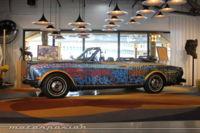 Si un día te alojas en el hotel Molitor de París, hazle una foto al Rolls pintarrajeado de Éric Cantona