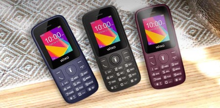 Wiko F100, un teléfono básico con pantalla a color que cuesta menos de 15 euros