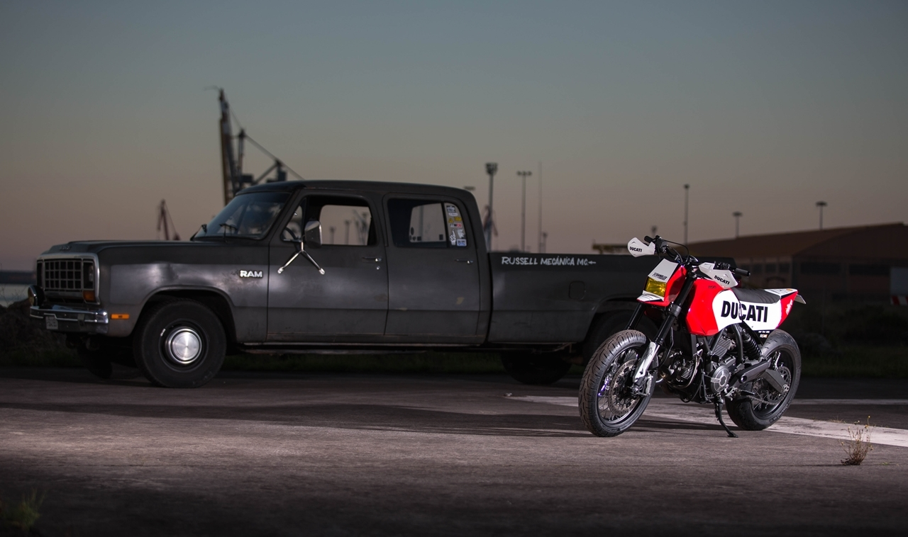 Foto de Ducati Scrambler - Russell Motorcycles (21/22)