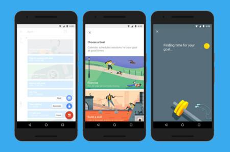 Google Goals o cómo cumplir nuestras metas sí o sí: se acabó el dejarlo para luego