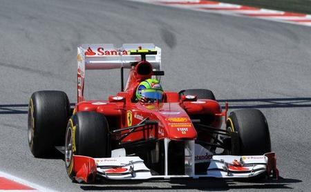 La FIA prohibe el nuevo alerón trasero de Ferrari