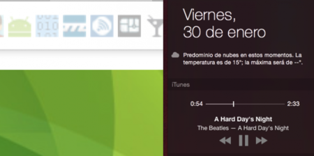Apple lanza iTunes 12.1 con widget en el centro de notificaciones y más