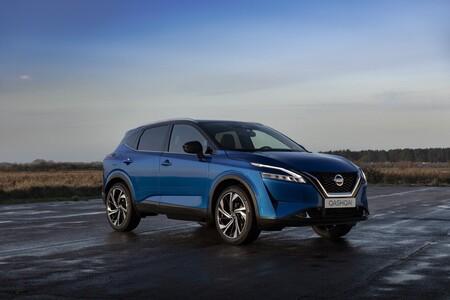 Nissan Qashqai 2021 Tercera Generacion 1