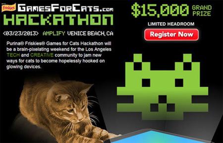 Friskies premiará con 15.000 dólares al mejor videojuego para gatos