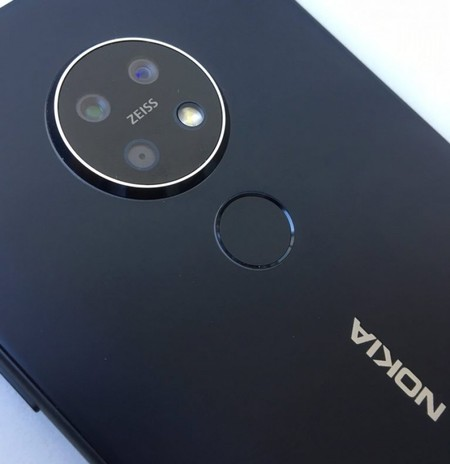 Nokia 7 2 Tres Camaras Zeiss
