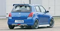 Suzuki Swift preparado por Mattig