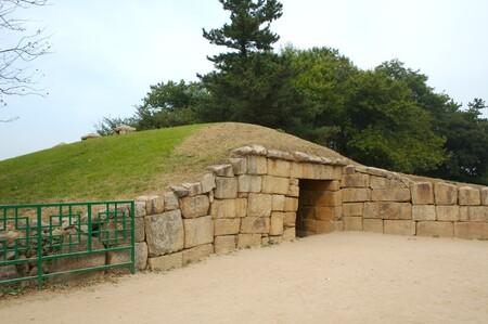 Korea Gyeongju Seokbinggo Entrance 01