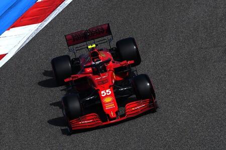 Sainz Barein F1 2021